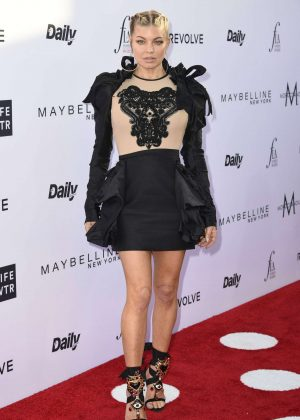 Fergie - Daily Front Row's 3rd Annual Fashion LA Awards in West Hollywood