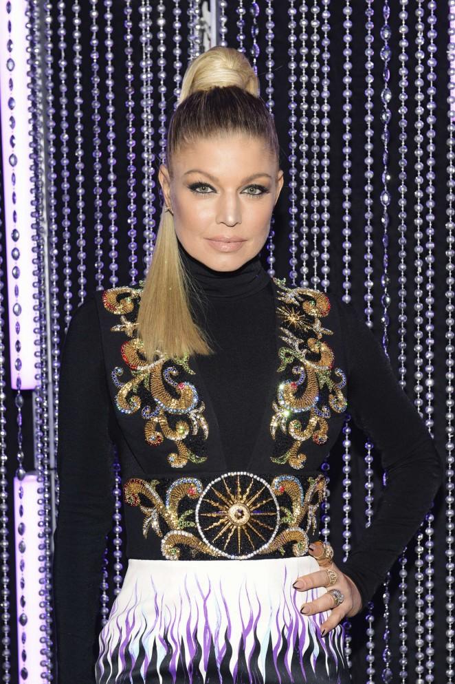 Fergie - Dick Clark's New Year's Rockin' Eve 2016 in LA