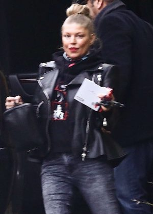 Fergie - Out in Los Angeles