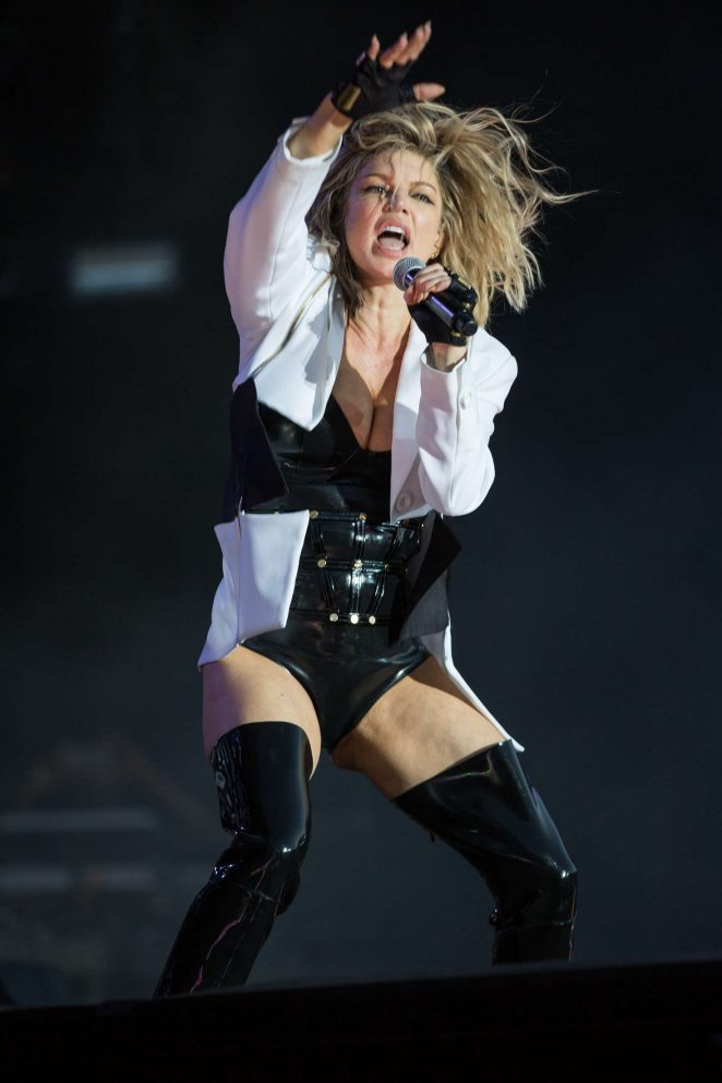 Fergie - Performs at Rock 2016 in Rio Lisboa