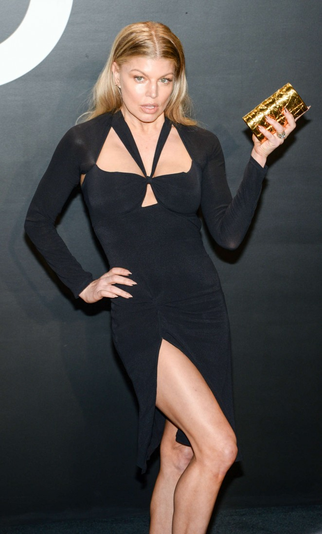 Fergie - Tom Ford 2015 Womenswear Collection Presentation in LA