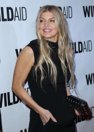 Fergie - WildAid 2015 in Beverly Hills