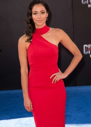 Fernanda Andrade - 'Captain America: Civil War' Premiere in Hollywood