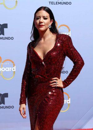 Fernanda Castillo - 2018 Billboard Latin Music Awards in Las Vegas