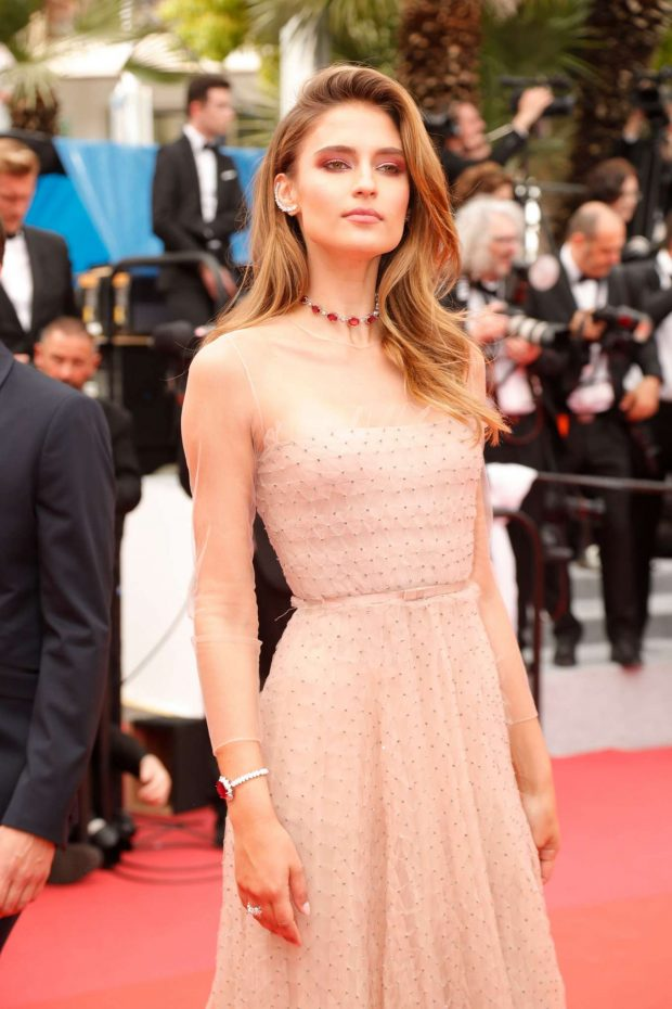Fernanda Liz - 'La Belle Epoque' Premiere at 2019 Cannes Film Festival