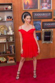Fernanda Romero - 'Annabelle Comes Home' Premiere in Los Angeles