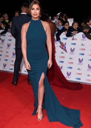 Ferne McCann - 2016  Pride of Britain Awards in London
