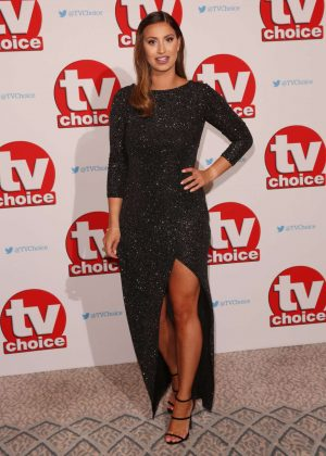 Ferne McCann - 2016 TV Choice Awards in London