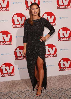 Ferne McCann - 2016 TV Choice Awards in London