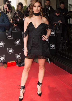Ferne McCann - 2017 TRIC Awards in London