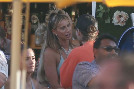 Ferne McCann 2019 : Ferne McCann and Danielle Armstrong  on vacation in Ibiza-15