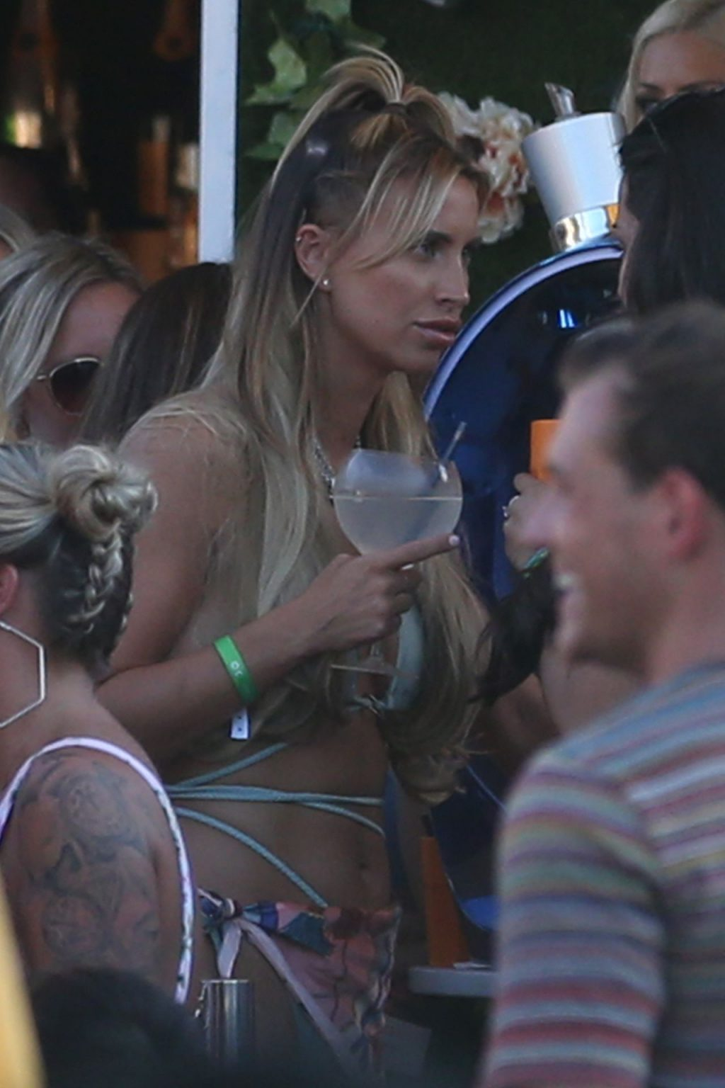 Ferne McCann 2019 : Ferne McCann and Danielle Armstrong  on vacation in Ibiza-28