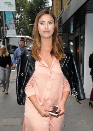 Ferne McCann at The Walkers Crisps Sarnie Club Launch in London