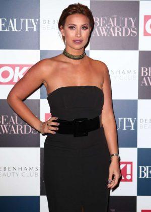 Ferne McCann - Beauty Awards 2016 in London