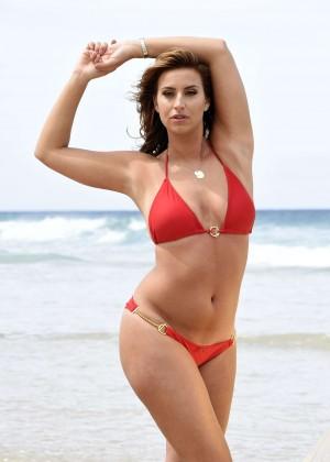 Ferne McCann - Bikini Photoshoot in Australia
