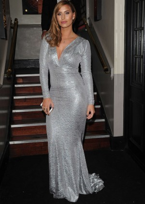 Ferne McCann - Michael Hassinis Birthday Bond Themed Party in Essex