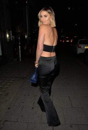 Ferne McCann - Night out at Amazonico