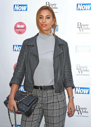 Ferne McCann - Now Magazine Feel Good Fashion Awards in London