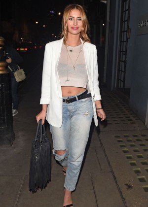 Ferne Mccann - Sadie Frost's Annual Hepatits C Fundraiser in London