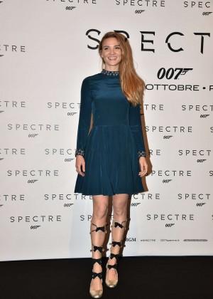 Fiammetta Cicogna - 'Spectre' Premiere in Rome