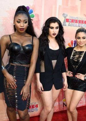 Fifth Harmony - 2015 iHeartRadio Music Awards in LA