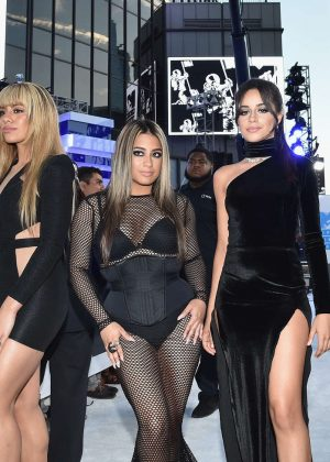 Fifth Harmony - 2016 MTV Video Music Awards in New York City
