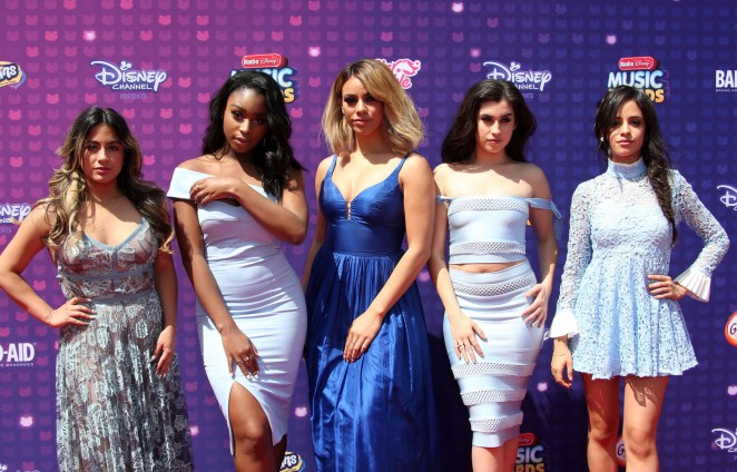 Fifth Harmony - 2016 Radio Disney Music Awards in Los Angeles