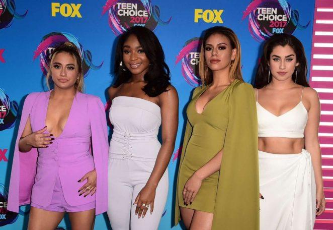 Fifth Harmony - 2017 Teen Choice Awards in Los Angeles