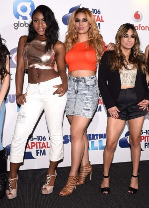 Fifth Harmony - Capital FM Summertime Ball in London