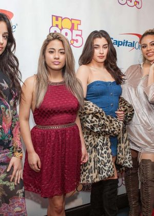 Fifth Harmony - Hot 99.5's Jingle Ball 2016 in Washington