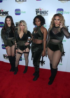 Fifth Harmony - iGo.Live Launch Event in Los Angeles