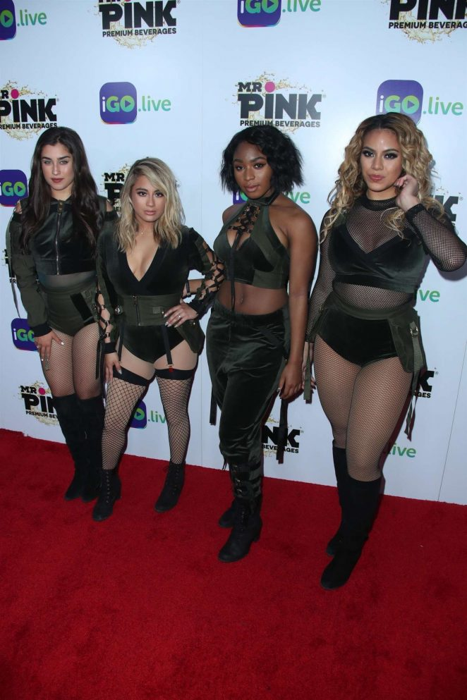 Fifth Harmony – iGo Live Launch Event -08
