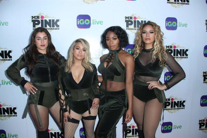 Fifth Harmony – iGo Live Launch Event -09