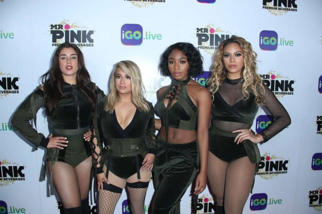 Fifth Harmony – iGo Live Launch Event -21