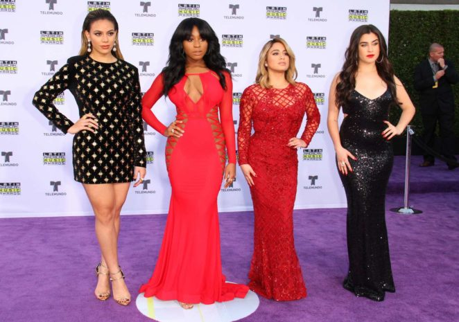 Fifth Harmony - Latin American Music Awards 2017 in Los Angeles