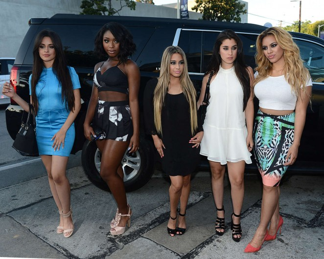 Fifth Harmony - Out in West Hollywood
