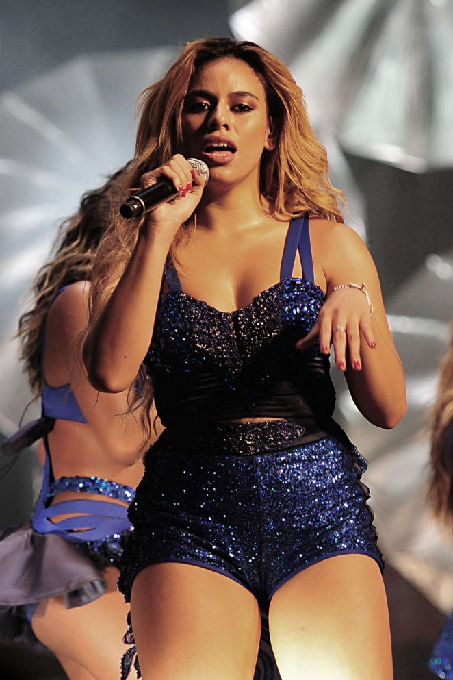 Fifth Harmony - Performing at the Beacon Theatre in NYC