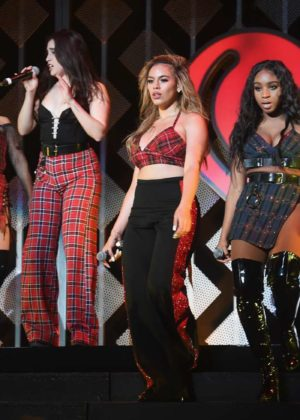 Fifth Harmony - Performs at Power 96.1's Jingle Ball 2017 in Atlanta