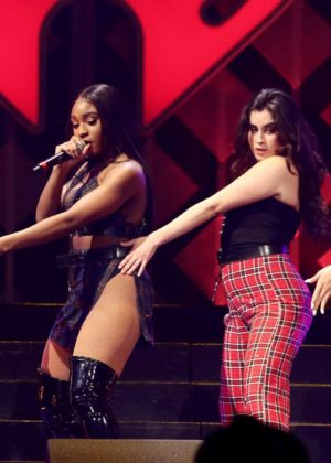 Fifth Harmony - Performs at Y100's Jingle Ball 2017 in Sunrise