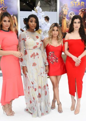 Fifth Harmony - 'The Star' Premiere in Los Angeles