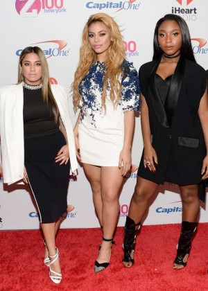 Fifth Harmony - Z100's Jingle Ball 2015 in NYC