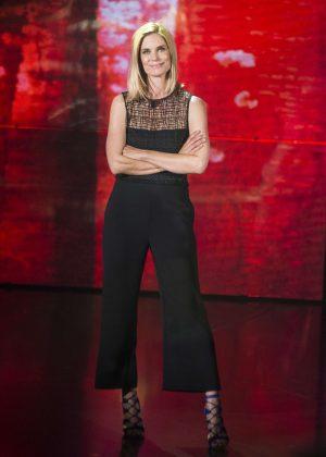 Filippa Lagerback - TV Broadcast Che tempo che fa in Milan
