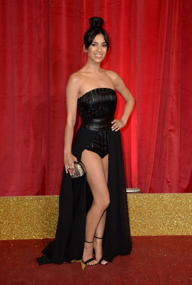 Fiona Wade - British Soap Awards 2016 in London