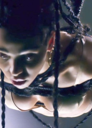 FKA Twigs: New Music Video for Pendulum -11