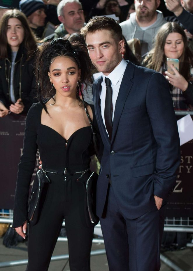 FKA Twigs - 'The Lost City of Z' Premiere in London