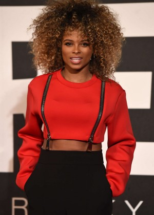 Fleur East - 'Creed' Premiere in London