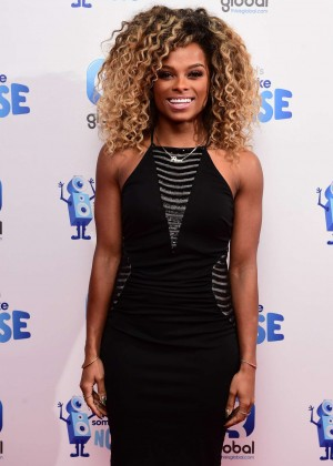 Fleur East - Global's Make Some Noise Gala 2015 in London