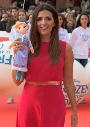 Flora Canto - 'Olaf's Frozen Adventure' Premiere at 2017 Rome Film Festival