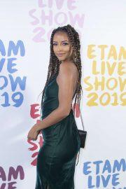 Flora Coquerel - Etam Fashion Show at Paris Fashion Week