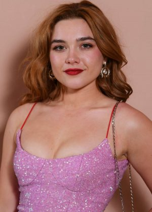 Florence Pugh - 2018 BAFTA Nominees Party in London